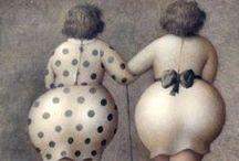 DIKKE DAMES - FAT LADIES - MOLLIGE MEISIES
