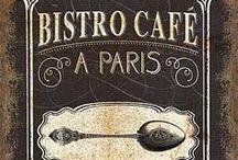 CAFE BISTRO - COFFEE SHOPS