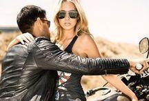 BIKER CHICKS / GUYS - MOTORFIETS MEISIES