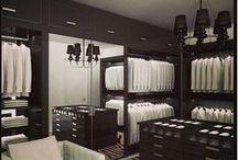 DRESSING ROOMS - CLOSET