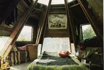 Cabin / by Kate Harp