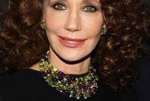 "J || Jewelry / ""Marisa Berenson's Style» - Jewelry Lookbook - Inspire Yourself!"