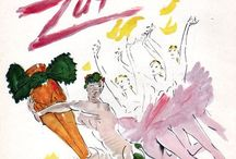 Z || Zut! / Zut - the French word for damn. One of the perfumes created by Elsa Schiaparelli ! Bright, impossible, impudent... The others perfumes were ... Souci, Salut, Schiap, Schocking... No better way to close this PintBook...