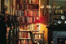 Books ~ Bookshelves ~ Libraries <3