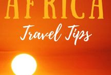 Travel Tips for Safaris in Africa / There really isn't anything quite like traveling around Africa. From the completely (sometimes shocking) cultures, to the vast wildlife, to the mesmerizing landscapes Africa travel is sure to captivate your heart. I'm already crying tears of sadness for the day I have to leave this wonderful continent, but getting used to traveling Africa sure hasn't been a walk in the park. Here are 20 Africa travel tips to help you prepare for your trip.