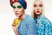 Fashion - Prints & patterns / by Cyrelle DeCou