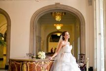 Bridal Pictures at The St. Anthony / San Antonio, Texas Wedding