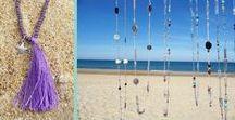Mode bijoux & sacs / E-shop bijoux fantaisie, pochettes, sacs et objets de Mode. Collection boho hippie chic, Créateur Les Interchangeables, Un jour Mon Prince, Moon C paris, sacs italiens, cabas de plage...
