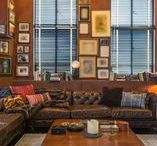 Inspiring Interiors / A collection of interior spaces that truly inspire!