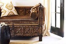 India Calling / India is one of the leading destinations for unique design in the world. At Design MIX Furniture, we offer one of a kind imports from some of the most colorful parts of India. Be inspired and spice up your space with Indian furniture.