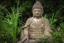 Buddha Indoors & Out / A collection of inspiring garden Buddhas and other amazing focal points/statues for exterior and interior spaces!