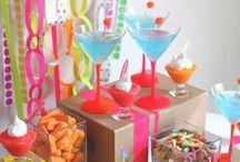 C'est la fête ! / Chemin de table, guirlandes, déco d'anniversaire... Le masking tape est parfait pour réaliser de belles tables, surtout pour les occasions particulières !