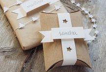PACKAGING / Paquetes y regalos originales