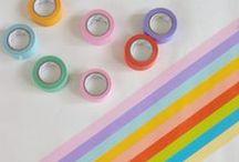 masking tape unis (mt basic) / Voici toutes les couleurs unies disponibles dans la collection mt !