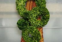 wreath only / by Franca