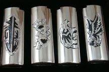 Lighter Cases / Native American Lighter Cases