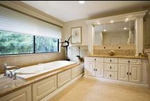 Immaculate Bathroom / This bathroom renovation really meant a lot to us. We put in a lot of effort to give the client what they dreamed.