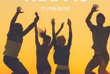 Best of Blogging / All about blogging, growing an audience and building a brand online. Find the best blogging tips on Pinterest and learn how to grow your traffic and make money from your blog! If you'd like to join this group board, please follow me (@navidmoazzez) and send an email to yolandasmith1@gmail.com with a request to join. You can find more blogging tips at www.navidmoazzez.com