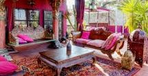 Moroccan Dreams / At MIX, we love Moroccan pieces and interior design. Find all things Moroccan here and on our website!