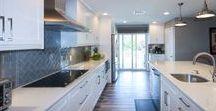 Simonds - Start to Finish Kitchen / A tremendous kitchen transformation from start to finish. Another job well done. #OZGC #ACompanyYouCanTrust
