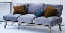Fauteuils, assises et salons / Un nouveau souffle pour le salon