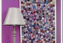 Home Decor with Buttons / by Blumenthal Lansing Co.