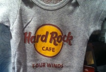 Hard Rock Memorabilia & Merch / Hard Rock Cafe merchandise and advertising