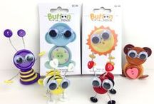 Childrens Button Crafts and Projects / These crafts are especially good for kids and they all feature buttons!  Projects vary on the age group and some projects may need adult supervision.  Who doesn't want to create with buttons anyway?   / by Blumenthal Lansing Co.