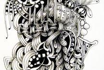 A-Zentangles / by Dawn D
