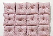 cushions / throws / blankets / by bojana babič