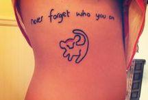 tatouage. / by Lisa Ha