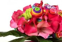 Button Bouquets / by Blumenthal Lansing Co.