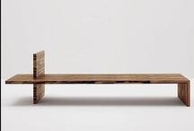 bench / . / by bojana babič