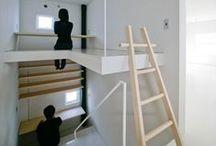 dwell in small spaces / by bojana babič