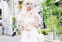 Tokyo Street Style ``☂
