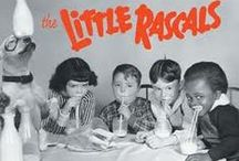 The Little Rascals / by Valerie Leon