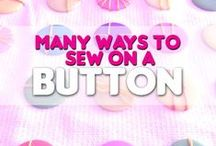 Our Buttons Blog / Blog entries and inspiration brought to you by buttonlovers.com/blog
