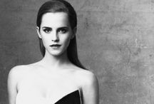 """E.C.D. Watson / """"She had eyes that pierced souls and an inquisitive nature that is so very refreshing in this day and age."""" A board dedicated to the beautiful Emma Watson. / by Lyio Laine"""