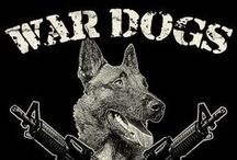 DOGS - Military  / by Valerie Leon