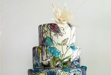 Dessert and Cake Inspiration / A collection of Desserts and Cake i want to try oder think are spectacular in presentation.