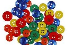 Back to School Buttons / by Blumenthal Lansing Co.