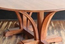 Heirloom Dining Tables / Beautiful Handcrafted dining tables