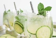 ***Drink Recipes*** / Refreshing adult beverages and creative drinks