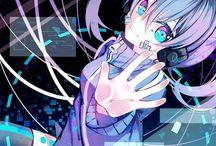 Anime lock screens