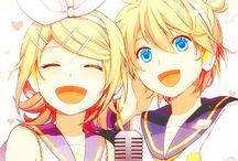 Len and Rin ( Vocaloid )