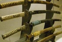 Japanese Weapons / Japanese Weapons from the Koryu systems of ancient Japan.