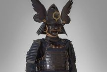 Samurai Armour / Samurai armour, a mix of designs and functions from any time period
