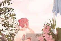 ILLUSTRATION / Illustration - Drawing