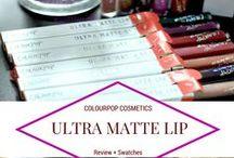 Colourpop Cosmetics / My love for Colourpop Cosmetics!