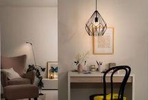 Micasa Lichterparadies / Es braucht nicht viel Platz und erfüllt trotzdem einen ganzen Raum mit Atmosphäre: Licht finden Sie bei uns in allen Formen und Typen.